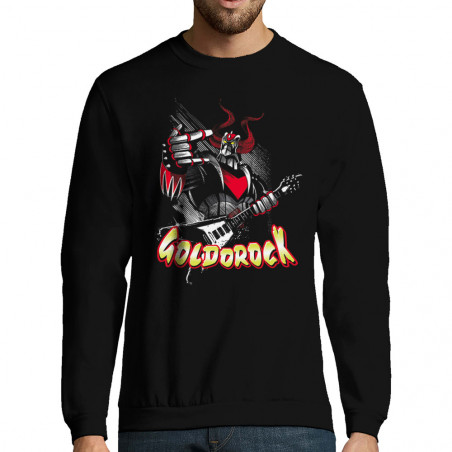 "Sweat-shirt homme ""Goldorock"""