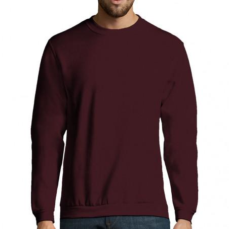 "Sweat-shirt homme ""Vierge"""