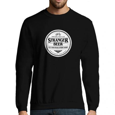 "Sweat-shirt homme ""Stranger..."