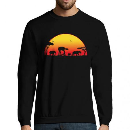 "Sweat-shirt homme ""Starfari"""