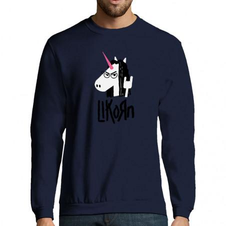 "Sweat-shirt homme ""Likorn"""