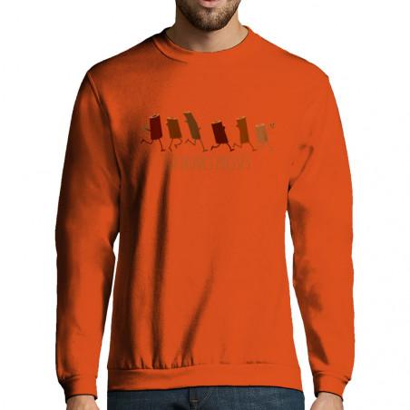"Sweat-shirt homme ""Six..."