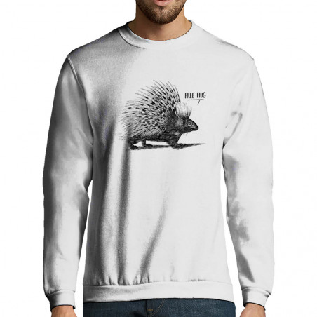 "Sweat-shirt homme ""Free Hug"""