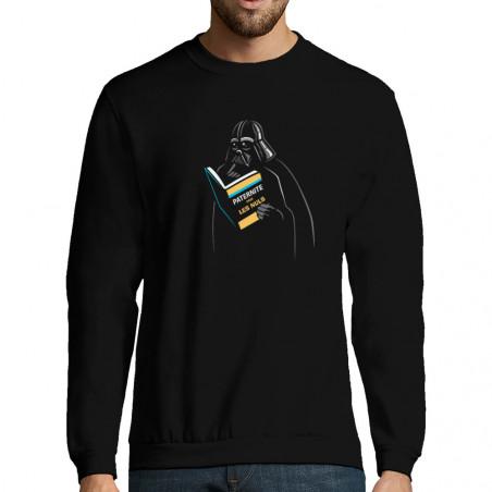 """Sweat-shirt homme """"Dark..."""