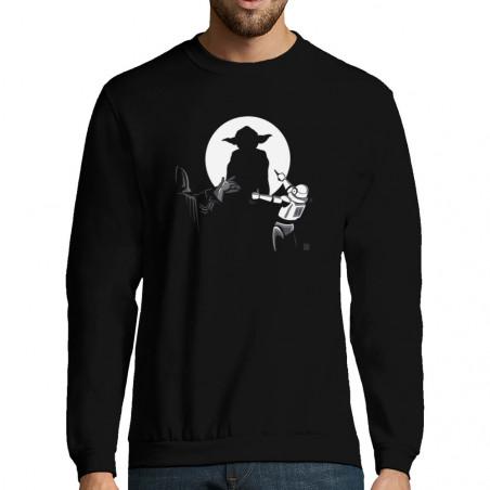 "Sweat-shirt homme ""Dark Ombre"""