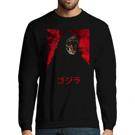"""Sweat-shirt homme """"Gojira"""""""