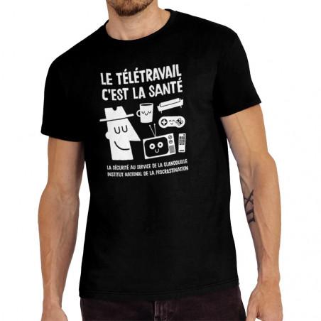 """Tee-shirt homme """"Le..."""