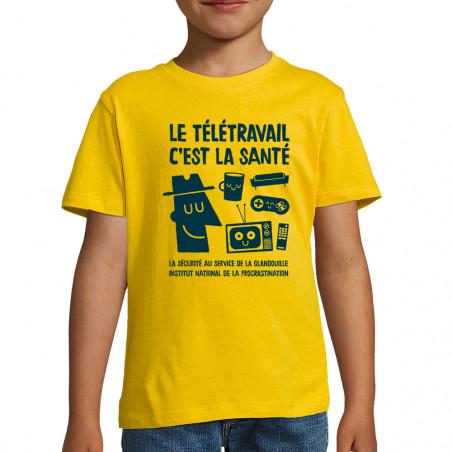 """Tee-shirt enfant """"Le..."""