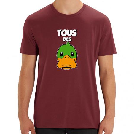 Tee-shirt homme coton bio...
