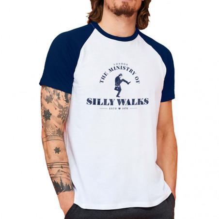 T-shirt homme raglan...