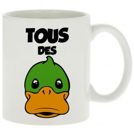 "Mug ""Tous des canards"""