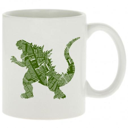 """Mug """"Kaiju Papers"""""""