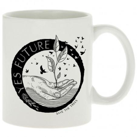 """Mug """"Yes Future"""""""