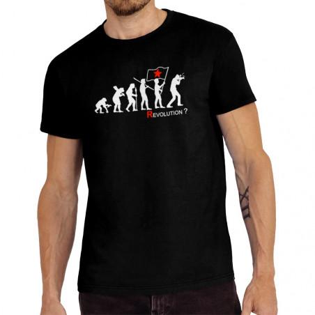 """Tee-shirt homme """"Révolution..."""