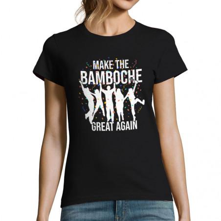"""T-shirt femme """"Make The..."""