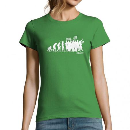 """T-shirt femme """"Rêveolution"""""""