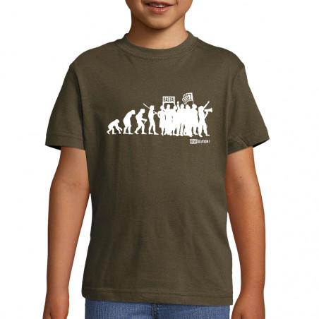 "Tee-shirt enfant ""Rêveolution"""