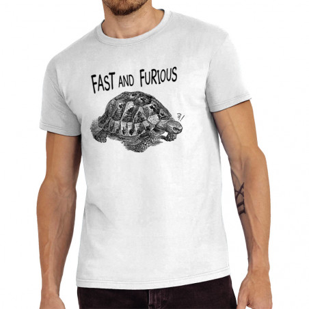 "Tee-shirt homme ""Fast and..."