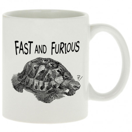 "Mug ""Fast and furious 3"""