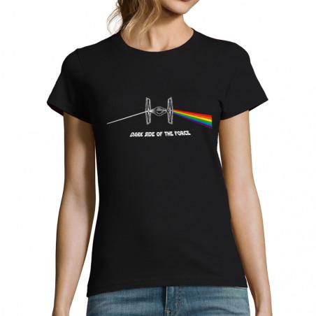 """T-shirt femme """"Dark Side Tie"""""""