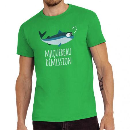 """Tee-shirt homme """"Maquereau..."""