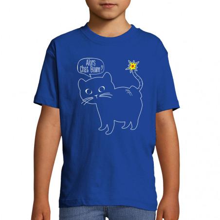 "Tee-shirt enfant ""Alors..."