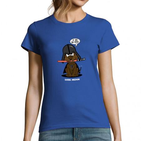 """T-shirt femme """"Dark Medor"""""""