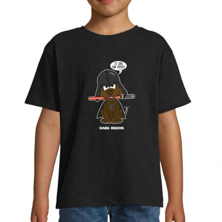 "Tee-shirt enfant ""Dark Medor"""