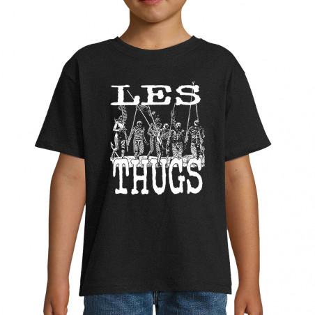 "Tee-shirt enfant ""Guerriers..."