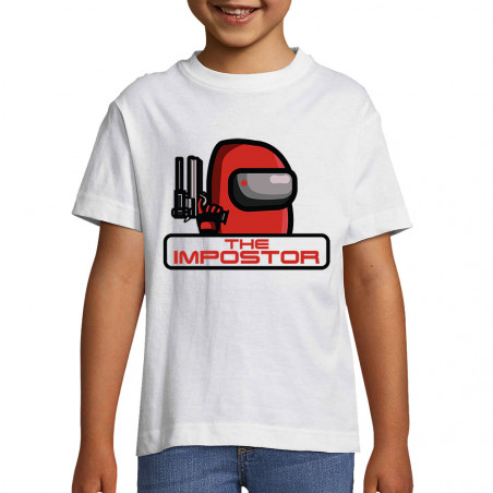 "Tee-shirt enfant ""The..."