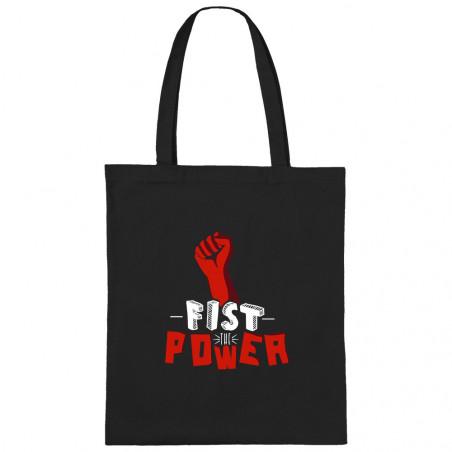 """Sac shopping en toile """"Fist..."""