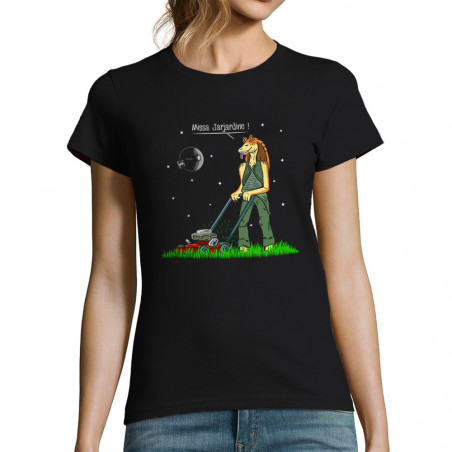 "T-shirt femme ""Jarjardine"""
