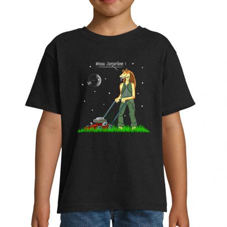 """Tee-shirt enfant """"Jarjardine"""""""