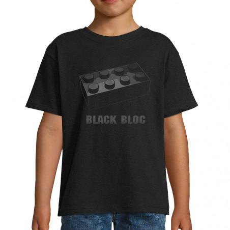 "Tee-shirt enfant ""Black Bloc"""