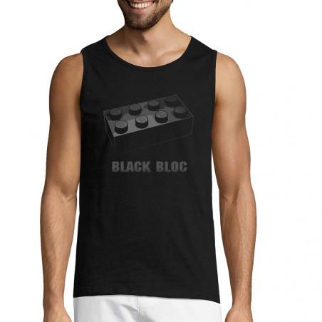 """Débardeur homme """"Black Bloc"""""""