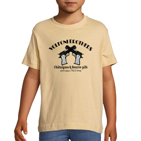 "Tee-shirt enfant ""Volfoni..."