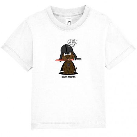 "Tee-shirt bébé ""Dark Medor"""