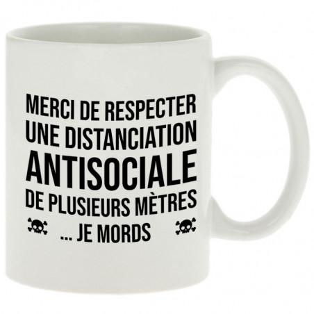 "Mug ""Distanciation..."