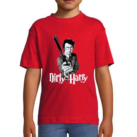 "Tee-shirt enfant ""Dirty Harry"""