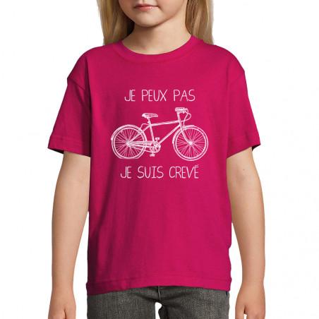 "Tee-shirt enfant ""Je peux..."