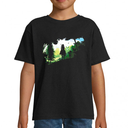 "Tee-shirt enfant ""Adventure..."