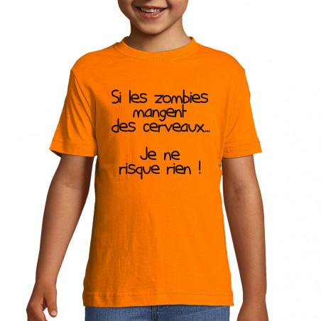 "Tee-shirt enfant ""Si les..."
