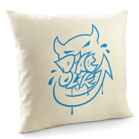 """Coussin """"Diabolik - Hell Tail"""""""