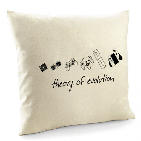 "Coussin ""Theory of Evolution"""
