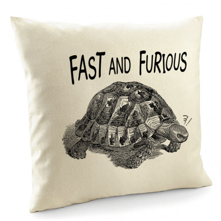 "Coussin ""Fast and furious 3"""