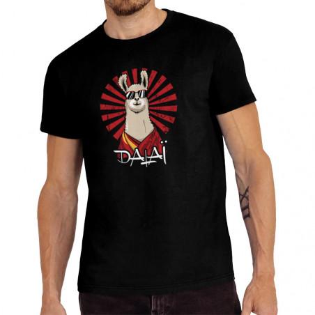 "Tee-shirt homme ""Dalaï Lama"""