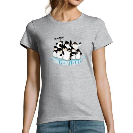 """T-shirt femme """"Fucking..."""