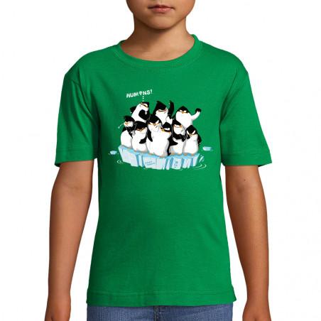 "Tee-shirt enfant ""Fucking..."