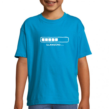 "Tee-shirt enfant ""Glanding"""