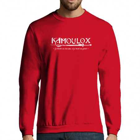 "Sweat-shirt homme ""Kamoulox"""